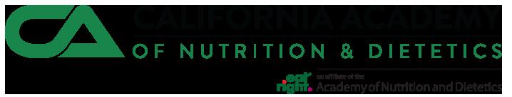 California Academy of Nutrition and Dietetics